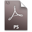 Acp, Document, File, Ps Icon