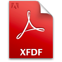 Acp, Document, File, Xfdf Icon
