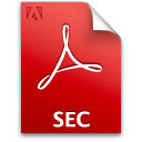 Document, File, Secset Icon