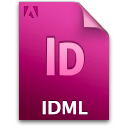 Document, File, Idmlfile Icon