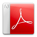Acrobat, Adobe, Pdf, Reader Icon