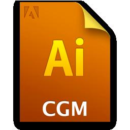 Ai, Cgmfile, Document, File Icon