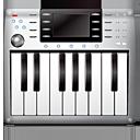Instrument, Keyboard, Midi, Music, Synth Icon