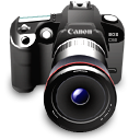 Camera, Canon, Digital, Photography Icon