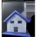 Folder, Home, House Icon