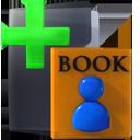 Add, Bookmarks, List Icon