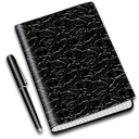 Book, Diary, Notebook Icon