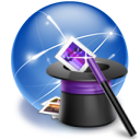 Connection, Hat, Internet, Wizard Icon