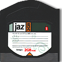 Disk, Jaz Icon
