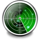 Radar, Wifi Icon