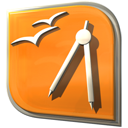 Draw, Openofficeorg Icon