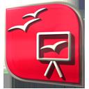 Impress, Openofficeorg Icon