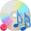 Cdaudio, Itunes, Music, Unmount Icon