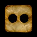 Flickr, Square Icon