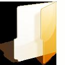 Folder, Yellow Icon