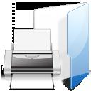 Folder, Print Icon