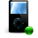 Alt, Mount, Mp3player Icon