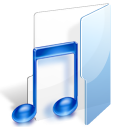 Dance, Folder, Music, Song Icon