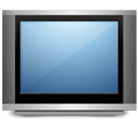Monitor, Screen, Tv Icon