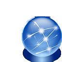 Internet, Network, Planet Icon
