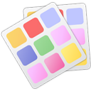 Color, Renk, Scheme Icon