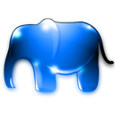Animal, Elephant Icon