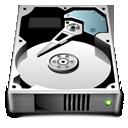 Disk, Harddrive Icon
