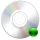 Cdrom, Mount Icon