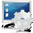 Monitor, Options, Screen, Settings Icon