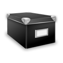 Box, Closed Icon
