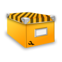 Box, Tools Icon