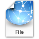 File, Internet, Network Icon