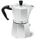 Coffee, Expresso, Food, Teapot Icon