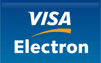 Electron, Straight, Visa Icon