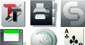 Carpelinx Icons