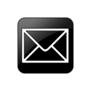 Mail, Square Icon