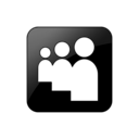 Logo, Myspace, Square Icon