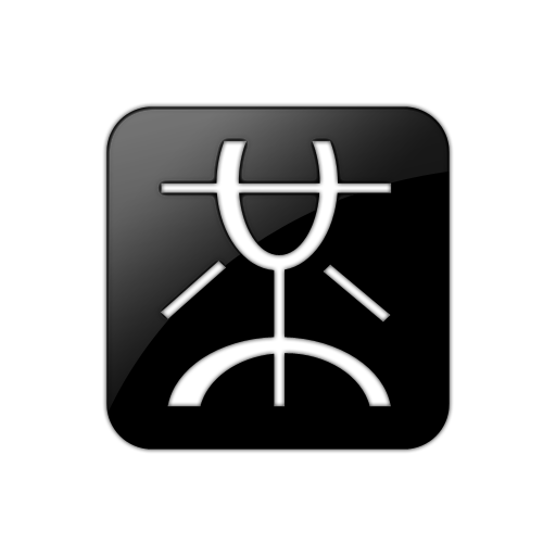 Logo, Mister, Square, Wong Icon