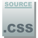 Css, Source Icon