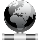 Hosting, Network Icon