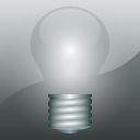 Bulb, Light Icon