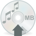 Cdaudio, Mount Icon