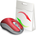 Ajout, Baggs, De, Et, Materiel, Mouse, Suppression Icon