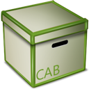 Box, Cab Icon