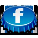 Beer, Cap, Facebook Icon