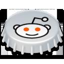 Beer, Cap, Reddit Icon