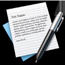 Document, Textedit, Write Icon