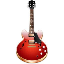 Guitar, Instrument Icon