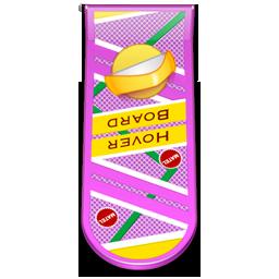 Hoverboard Icon