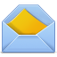 Letter, Mail Icon